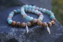 Load image into Gallery viewer, Intentional Healing Soulcation Gemstone Bracelet