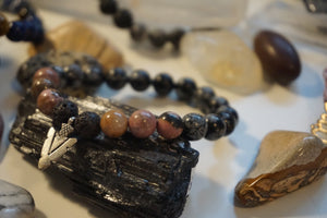 Trauma Warrior Intentional Healing Bracelet
