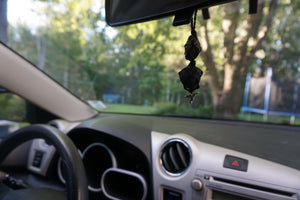 Intentional Healing Hummingbird Car Diffuser