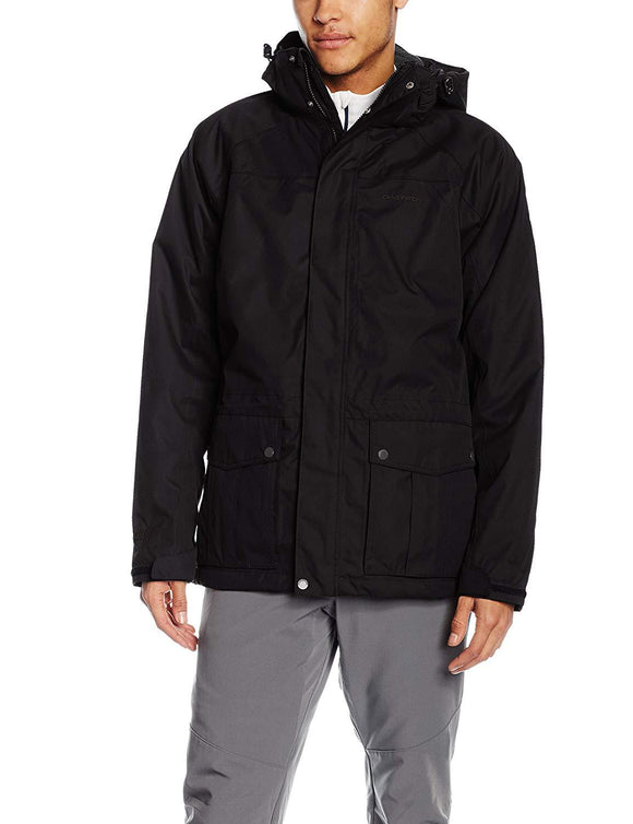 Craghoppers Men's Kiwi 3in1 Jacket Fleece