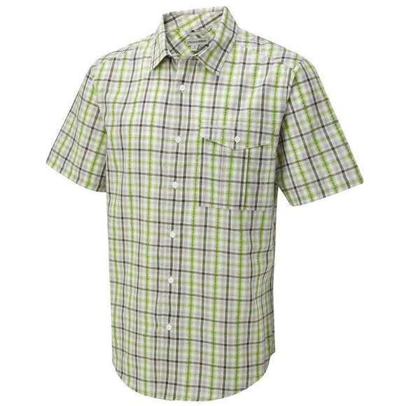 Craghoppers Men's Grady  Short Sleeve Shirt