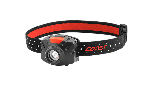 Coast FL60 400 Lumens Ultra Flood Head Torch
