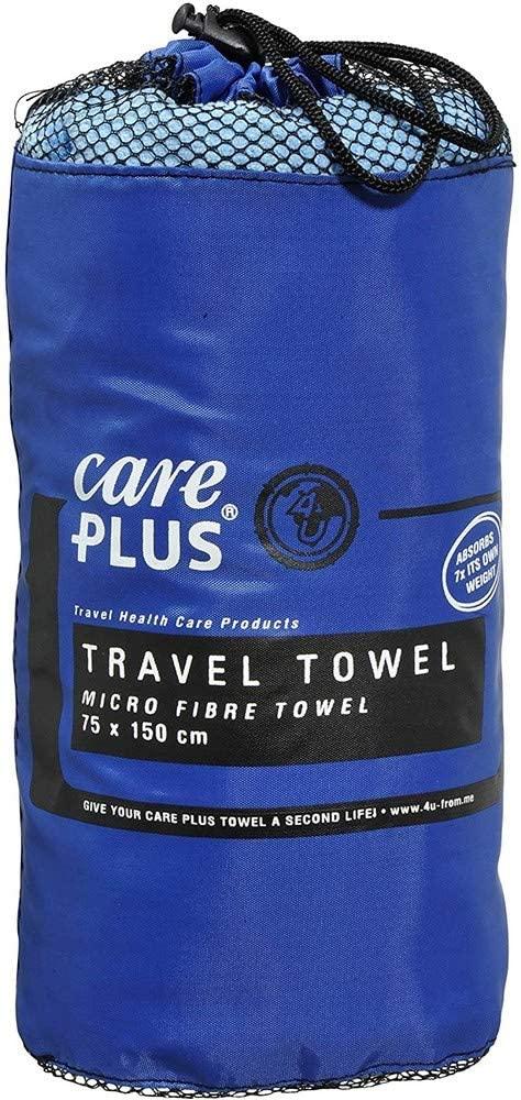 Care Plus Microfibre Travel Towel