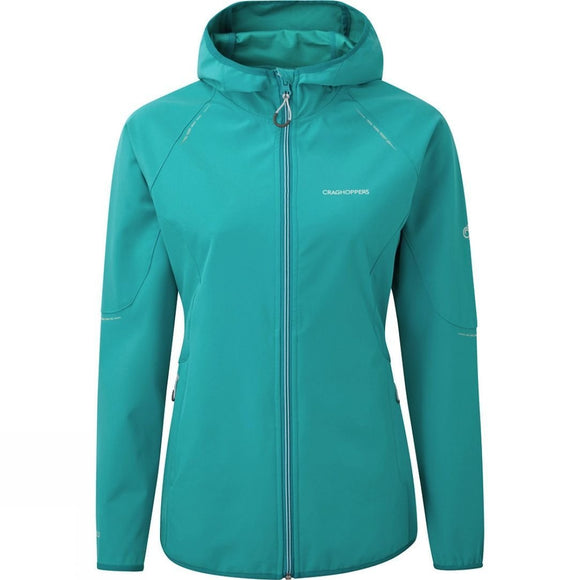Craghoppers Women's Pro Lite Aquadry Softshell Jacket