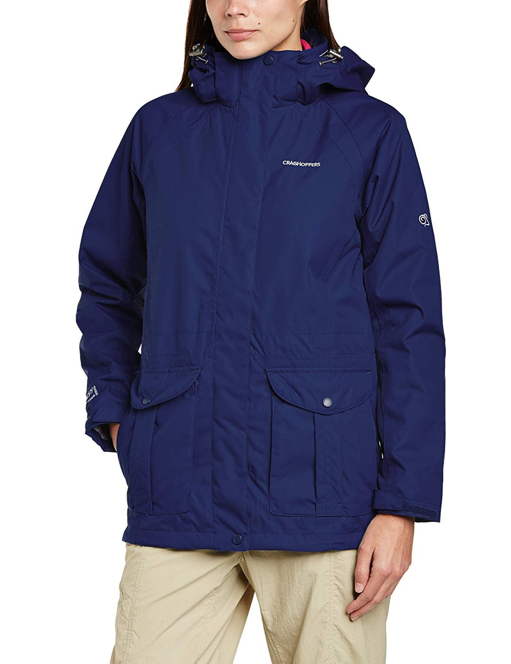 Craghoppers Women's Waterproof Madigan Jacket