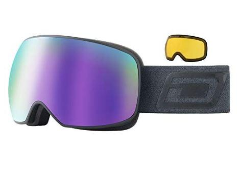 Dirty Dog Mutant Prophecy Snowsport Goggles
