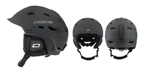 Dirty Dog Crater Snowsport Helmet
