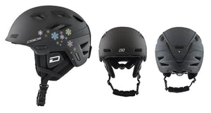 Dirty Dog Zodiak Snowsport Helmet