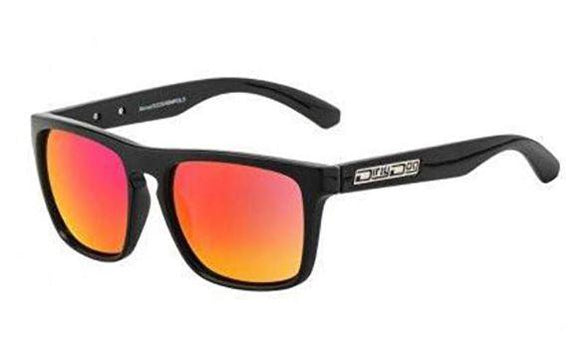Dirty Dog Monza Red Fusion Mirror Sunglasses