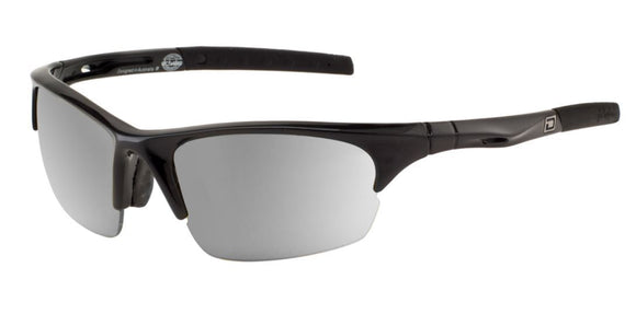 Dirty Dog Sport Ecco Silver Mirror Sunglasses