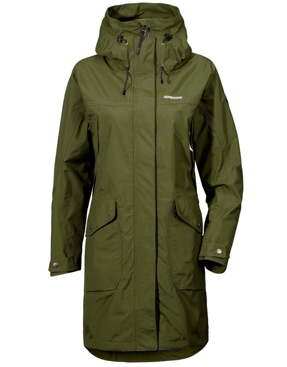 Didriksons Women's Thelma Waterproof Coat
