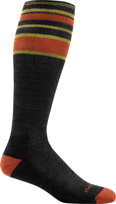 Darn Tough Men's Trail Legs with Compression OTC Cushion Socks