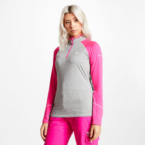 Dare 2b Women's Involved Core Stretch 1/4 Zip Midlayer
