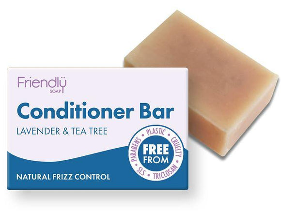 Friendly Lavender and Tea Tree Conditioner Bar