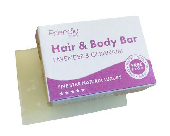 Friendly Guest Soap Bar