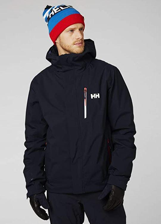 Helly Hansen Men's Bonanza Ski Jacket