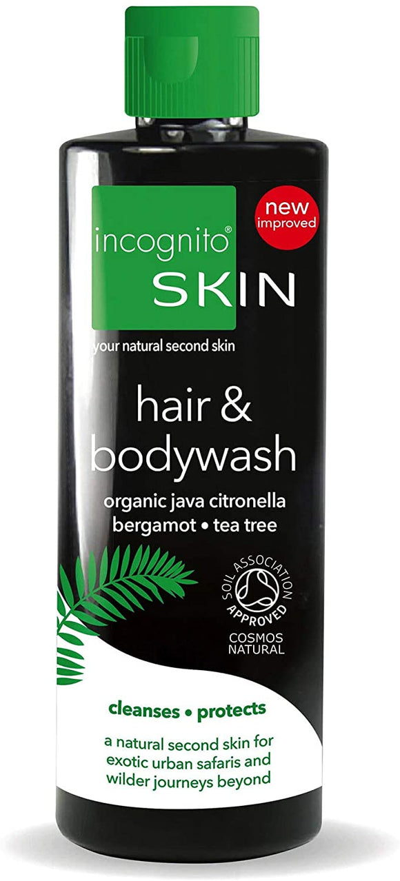 Incognito Body Wash/Shampoo 200ml