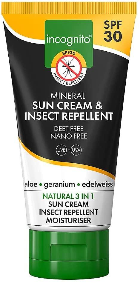Incognito Suncream Insect Repellent 150ml