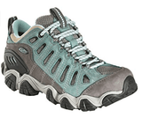 Oboz Women's Sawtooth Low B-Dry Hiking Shoe
