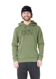 Picture Men's Basement Flock Crew Sweater