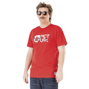 Picture Men's Basement Palm Tee