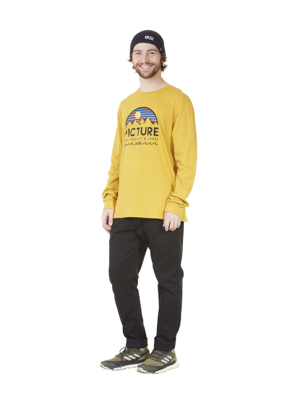 Picture Men's William Long Sleeve Tee