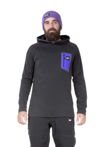Picture Men's Bake Grid Fleece Hoodie