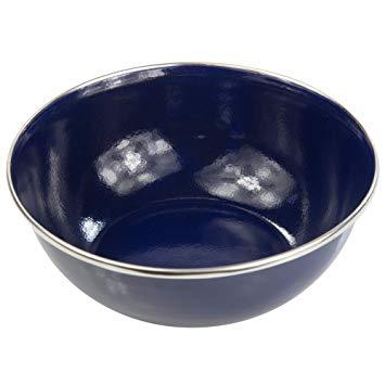 Regatta Enamel Bowl Blue