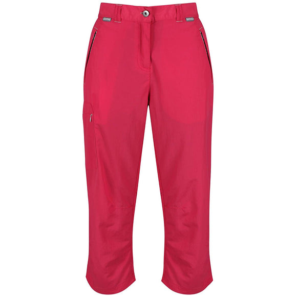 Regatta Women's Chaska Capri Trousers
