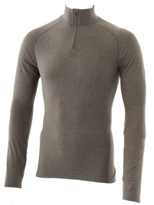 Surfanic Men's Zammo Carbon Long Sleeve Baselayer Top