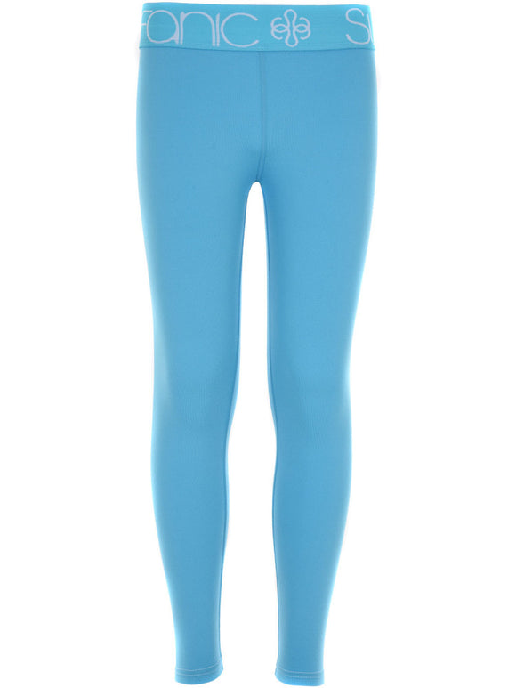 Surfanic Girl's Baselayer Cozy Long Johns