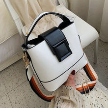 Load image into Gallery viewer, Fashion Soft Bucket Shoulder Crossbody Bags for Women Handbags 2020 High Quality Totes Ladies Messenger Bag Female Purses
