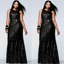 Load image into Gallery viewer, 2019 Europe Sexy Sequin Dress
