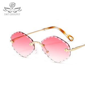 2019 Vintage Brand Designer Fashion Polygonal Sunglasses For Women Metal Colorful lens High Quality Sunglasses Female oculos
