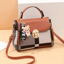 Load image into Gallery viewer, women handbags famous brands women bags purse messenger shoulder bag high quality Ladies luxury top women Lattice bag 2020