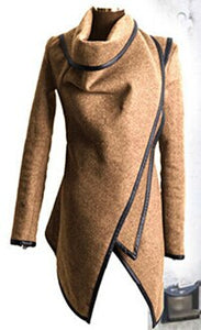 Women Trench Coats Long Cashmere Overcoats Trench Down Jackets Woman Wool Coats Fur Manteau Abrigos Mujer