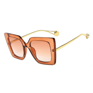 Women Luxury Brand Designer Fashion Unisex Sunglasses High Quality Men Sun Glasses Male Eyewear Ladies Female Glasses