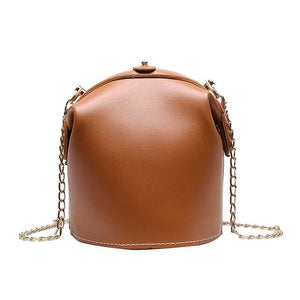 New Fashion Bucket Bags Women High Quality Cross body Bags Capacity Casual Female Leature Shoulder Messenger Bags Ladies Purse