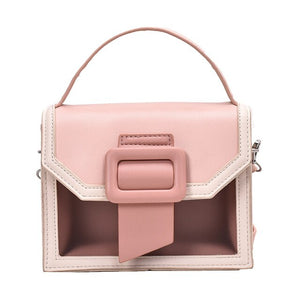 High Quality Women Pu Leather Small Shoulder Messenger Bags Fashion Ladies Purses Casual Crossbody Bags for Women Handbags New