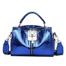 Load image into Gallery viewer, Ladies Hand Shoulder Messenger Bags For Women 2020 High Quality Fashion Luxury Handbags Women Bags Designer Boston Sac A Main