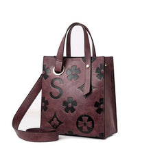 Load image into Gallery viewer, High Quality Genuine Leather Women Purse and Handbags 2020 New Large Capacity Casual Totes Fashion Shoulder Messenger Louis Bags