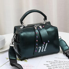 Load image into Gallery viewer, YBYT 2020 new fashion women handbags purse high quality shoulder crossbody bag designer PU leather female pillow top-handle bags