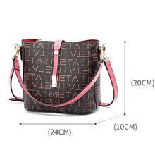 Load image into Gallery viewer, New Women Purse High Quality Women Bucket Purses And Handbags Luxury Designer Crossbody Bag Fashion Shoulder Bag Designer Letter