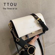 Load image into Gallery viewer, Luxury Crossbody Bags For Women High Quality Pu Leather Shoulder Bag Messenger Deisgn Female Handbag Bolsas Ladies Phone Purse