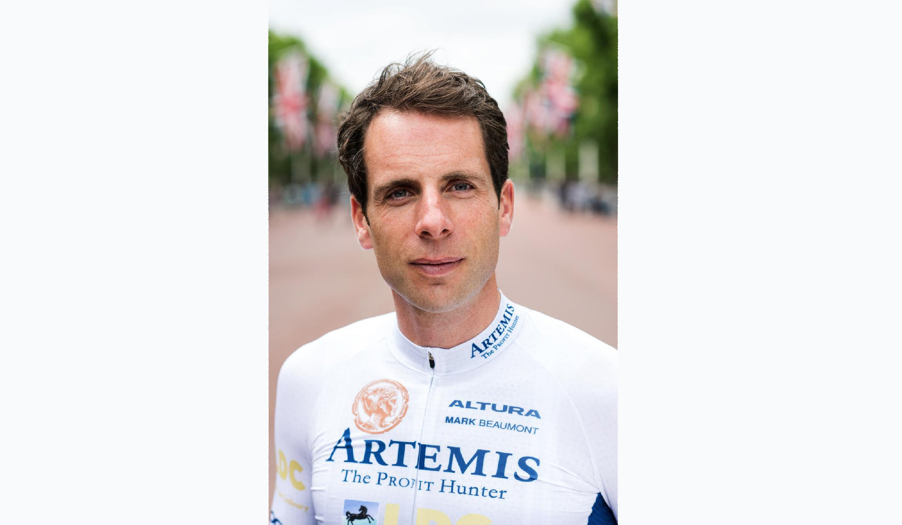 Mark Beaumont, World Champion endurance cyclist