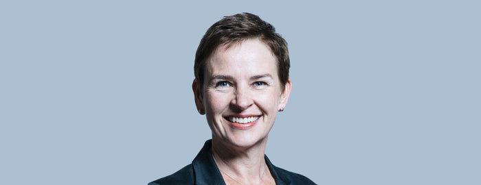 Mary Creagh CEO Living Streets