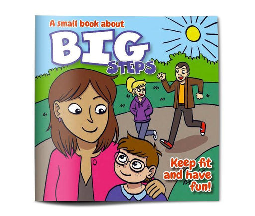 A small book about BIG STEPS