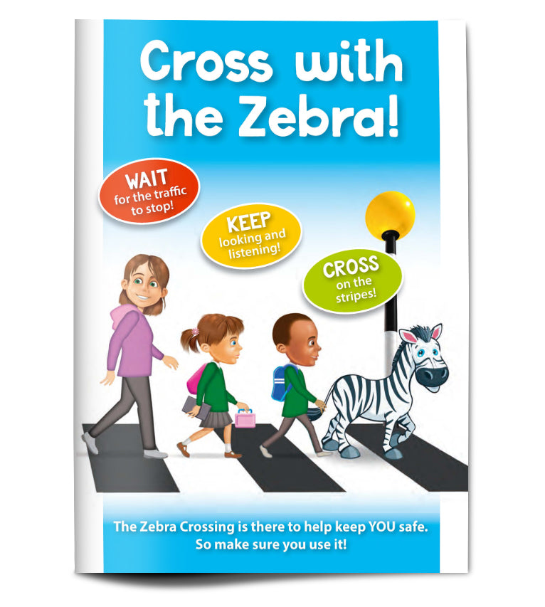 Cross with the Zebra!