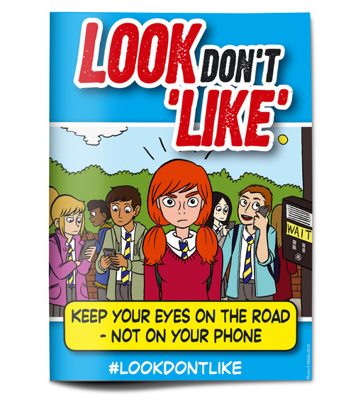 Look don't 'Like'