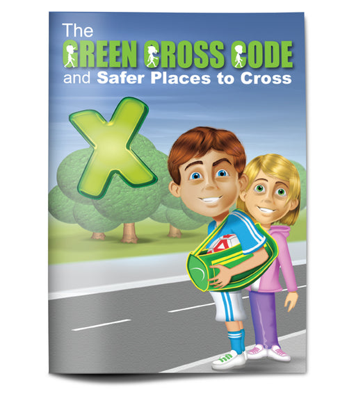 Green Cross Code Leaflets